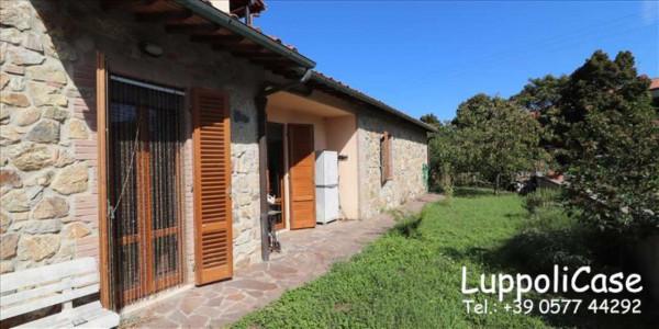 Appartamento in vendita a Murlo, Arredato, con giardino, 90 mq - Foto 6
