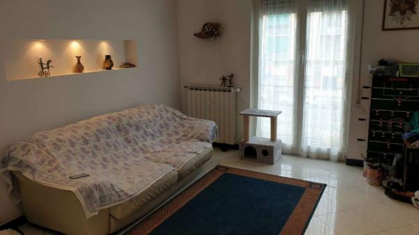 Appartamento in vendita a Genova, Adiacenze Carlini, 90 mq - Foto 24