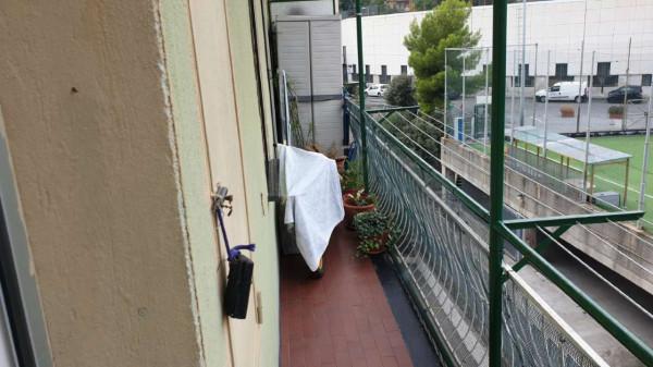 Appartamento in vendita a Genova, Adiacenze Carlini, 90 mq - Foto 15