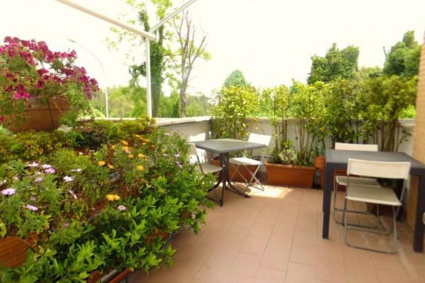 Appartamento in affitto a Roma, Camilluccia, Arredato, 130 mq - Foto 13