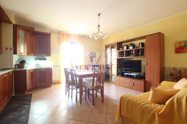 Appartamento in vendita a Fiano Romano, Con giardino, 60 mq