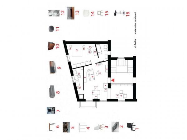 Appartamento in affitto a Roma, 75 mq - Foto 28