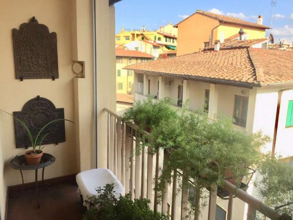Appartamento in vendita a Firenze, Ponte Vecchio, Arredato, 149 mq - Foto 18