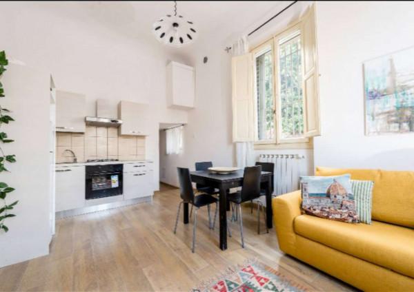 Appartamento in affitto a Firenze, Lungarni, Arredato, 55 mq