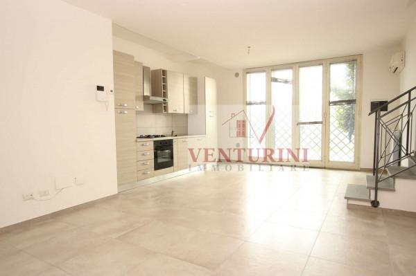 Appartamento in affitto a Roma, Valle Muricana, 95 mq