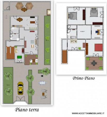 Villa in vendita a Taranto, San Vito, Con giardino, 221 mq - Foto 2