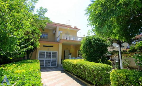 Villa in vendita a Taranto, San Vito, Con giardino, 221 mq - Foto 3