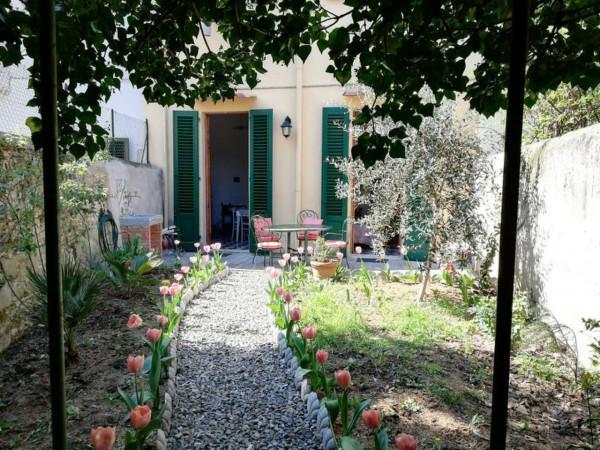 Appartamento in affitto a Firenze, Le Cure, Arredato, con giardino, 79 mq
