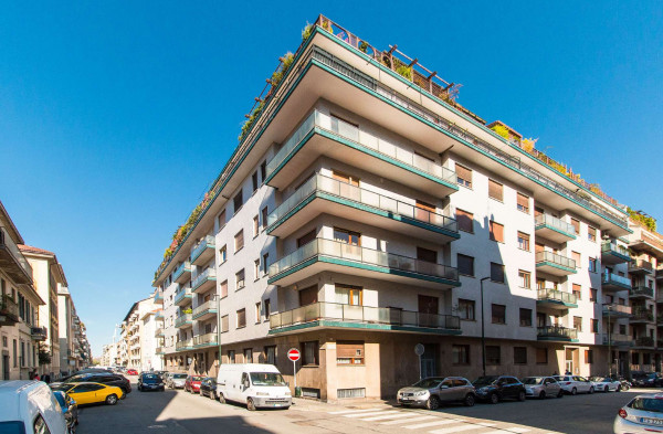 Ufficio in vendita a Torino, Crocetta, 370 mq