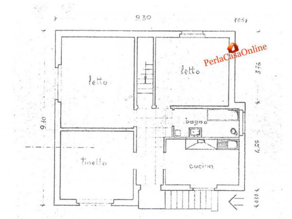 Casa indipendente in vendita a Forlì, Vecchiazzano, Con giardino, 200 mq - Foto 2