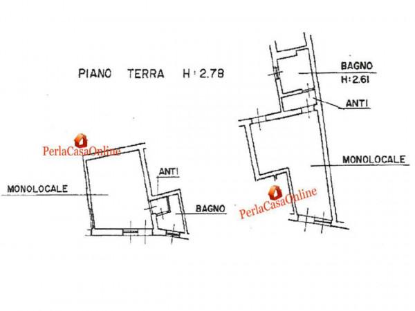 Immobile in vendita a Forlì, Centro Storico, Arredato, 150 mq - Foto 3