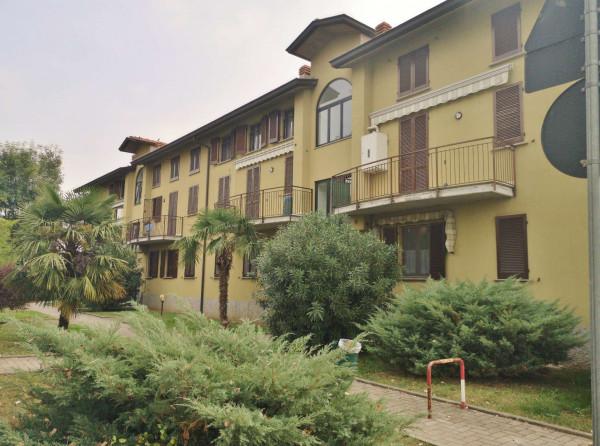 Appartamento in vendita a Pozzo d'Adda, Centro, 83 mq