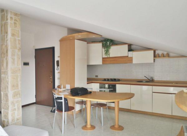 Appartamento in vendita a Pozzo d'Adda, Centro, 85 mq - Foto 20