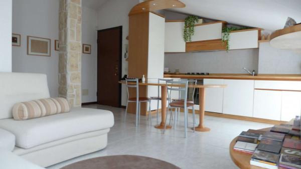 Appartamento in vendita a Pozzo d'Adda, Centro, 85 mq - Foto 7