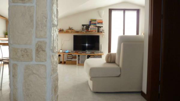 Appartamento in vendita a Pozzo d'Adda, Centro, 85 mq - Foto 6