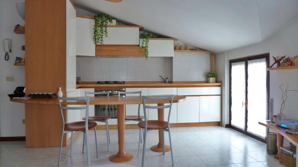 Appartamento in vendita a Pozzo d'Adda, Centro, 85 mq - Foto 4