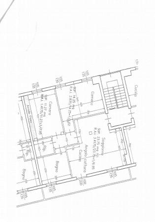Appartamento in vendita a Pozzo d'Adda, Centro, 85 mq - Foto 12