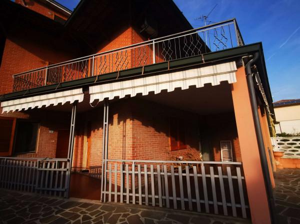 Casa indipendente in vendita a Chieve, Residenziale, Con giardino, 184 mq - Foto 38