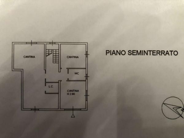 Villa in vendita a Caravate, Con giardino, 200 mq - Foto 5