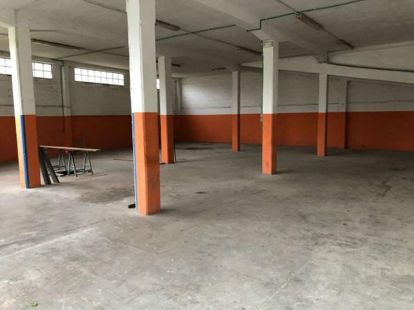 Capannone in vendita a Laveno-Mombello, Centro, 400 mq - Foto 18