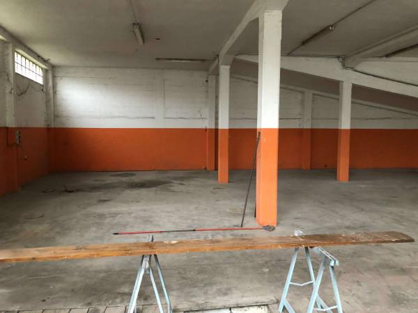 Capannone in vendita a Laveno-Mombello, Centro, 400 mq - Foto 5