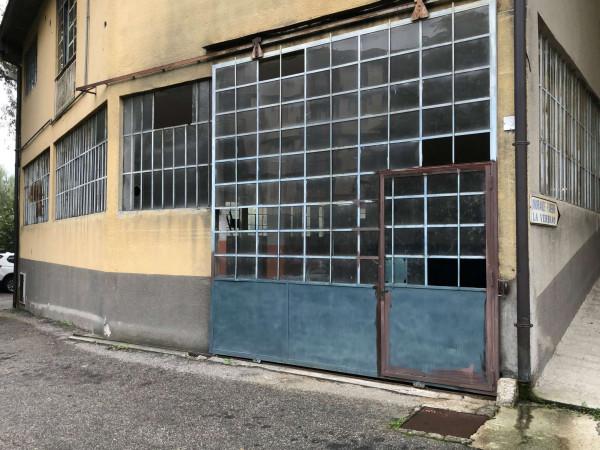 Capannone in vendita a Laveno-Mombello, Centro, 400 mq - Foto 6