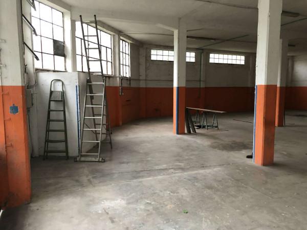 Capannone in vendita a Laveno-Mombello, Centro, 400 mq - Foto 17