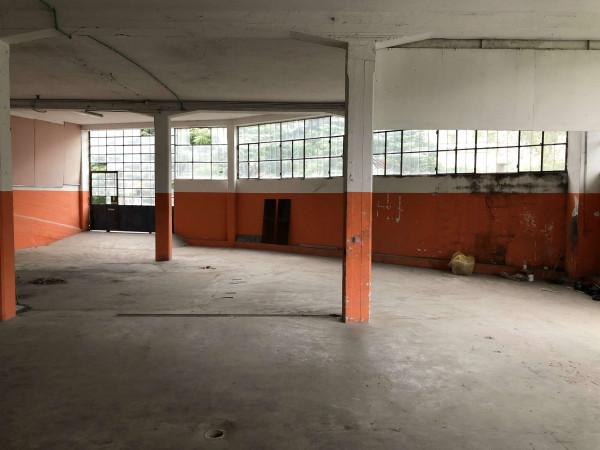 Capannone in vendita a Laveno-Mombello, Centro, 400 mq - Foto 16