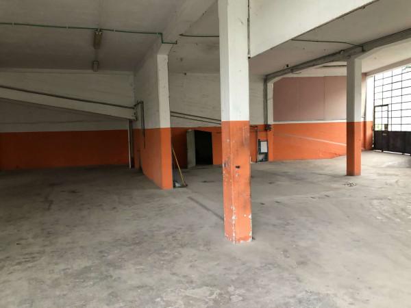 Capannone in vendita a Laveno-Mombello, Centro, 400 mq - Foto 20