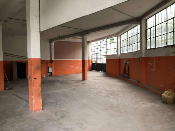 Capannone in vendita a Laveno-Mombello, Centro, 400 mq - Foto 21