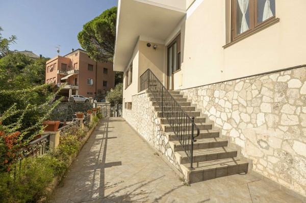 Villa in vendita a Genova, Pegli, Arredato, con giardino, 200 mq - Foto 17