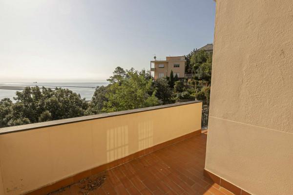 Villa in vendita a Genova, Pegli, Arredato, con giardino, 200 mq - Foto 16
