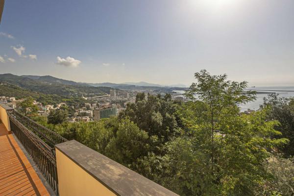 Villa in vendita a Genova, Pegli, Arredato, con giardino, 200 mq - Foto 12
