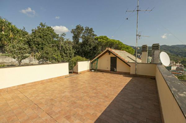 Villa in vendita a Genova, Pegli, Arredato, con giardino, 200 mq - Foto 9