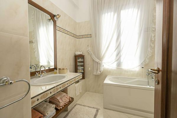 Villa in vendita a Genova, Pegli, Arredato, con giardino, 200 mq - Foto 8