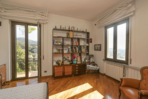 Villa in vendita a Genova, Pegli, Arredato, con giardino, 200 mq - Foto 13