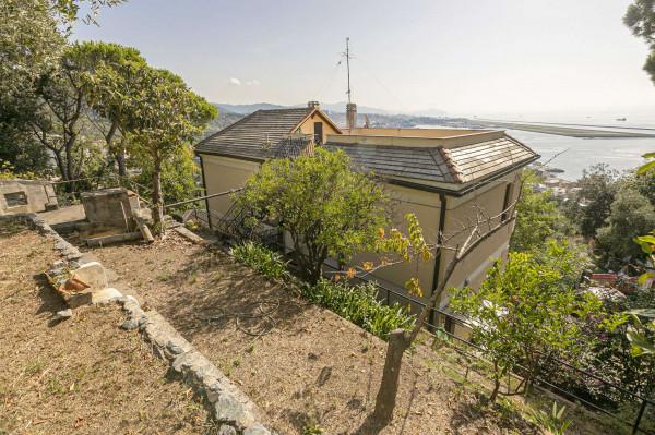 Villa in vendita a Genova, Pegli, Arredato, con giardino, 200 mq - Foto 10