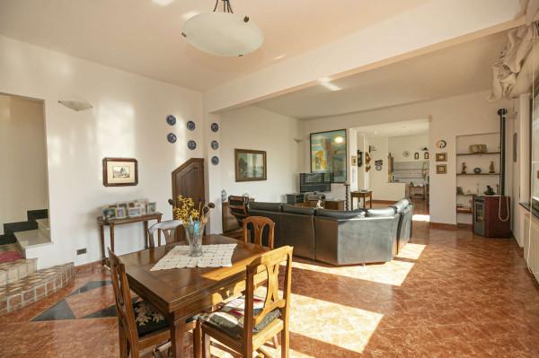 Villa in vendita a Genova, Pegli, Arredato, con giardino, 200 mq - Foto 19