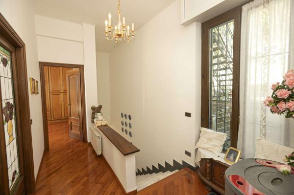 Villa in vendita a Genova, Pegli, Arredato, con giardino, 200 mq - Foto 14