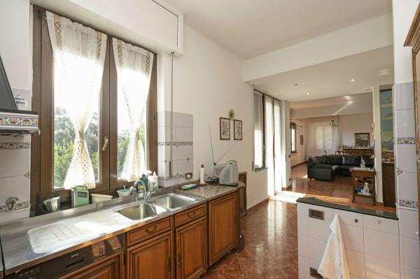 Villa in vendita a Genova, Pegli, Arredato, con giardino, 200 mq - Foto 18
