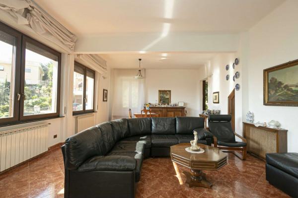 Villa in vendita a Genova, Pegli, Arredato, con giardino, 200 mq - Foto 20