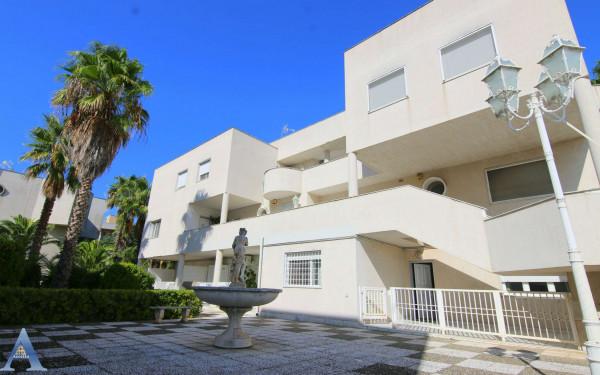 Appartamento in vendita a Taranto, Solito, Corvisea, Con giardino, 92 mq