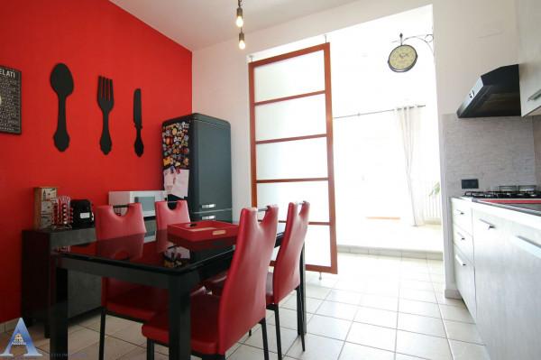 Appartamento in vendita a Taranto, Rione Italia, Montegranaro, 95 mq - Foto 14