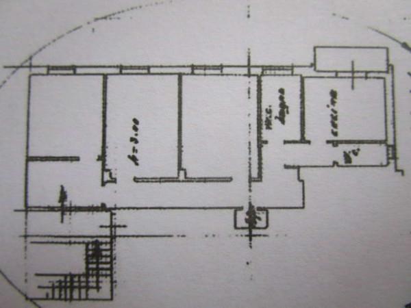 Appartamento in vendita a Genova, Albaro, 100 mq - Foto 2