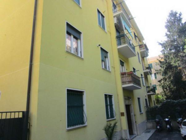 Appartamento in vendita a Genova, Albaro, 100 mq - Foto 1
