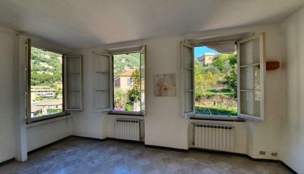 Appartamento in vendita a Zoagli, Residenziale, Con giardino, 80 mq - Foto 24