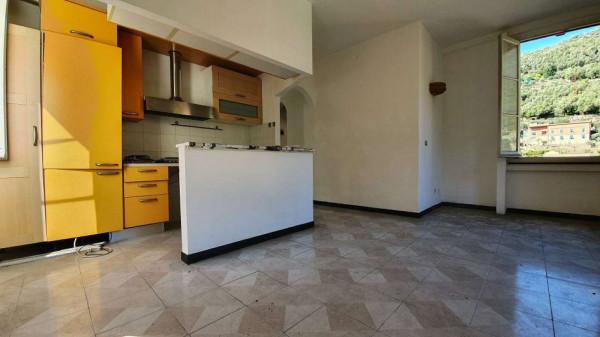 Appartamento in vendita a Zoagli, Residenziale, Con giardino, 80 mq