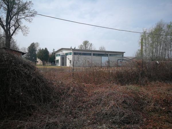Capannone in affitto a Castello di Annone, Periferia, 450 mq - Foto 35