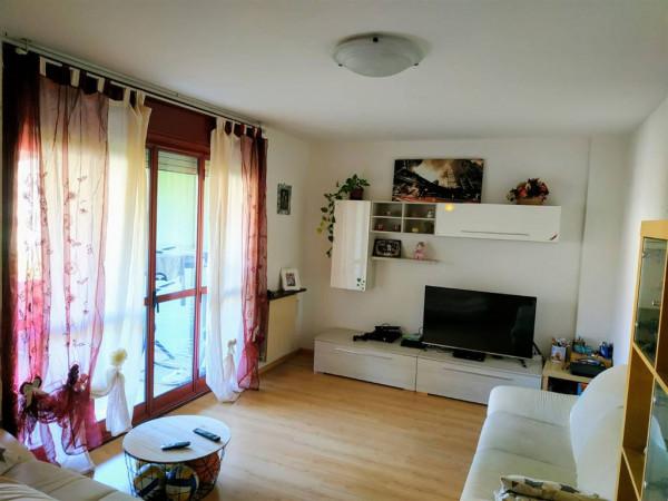 Appartamento in vendita a Città di Castello, Madonna Del Latte, Con giardino, 122 mq