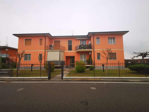 Appartamento in vendita a Vaiano Cremasco, Residenziale, Con giardino, 104 mq - Foto 2